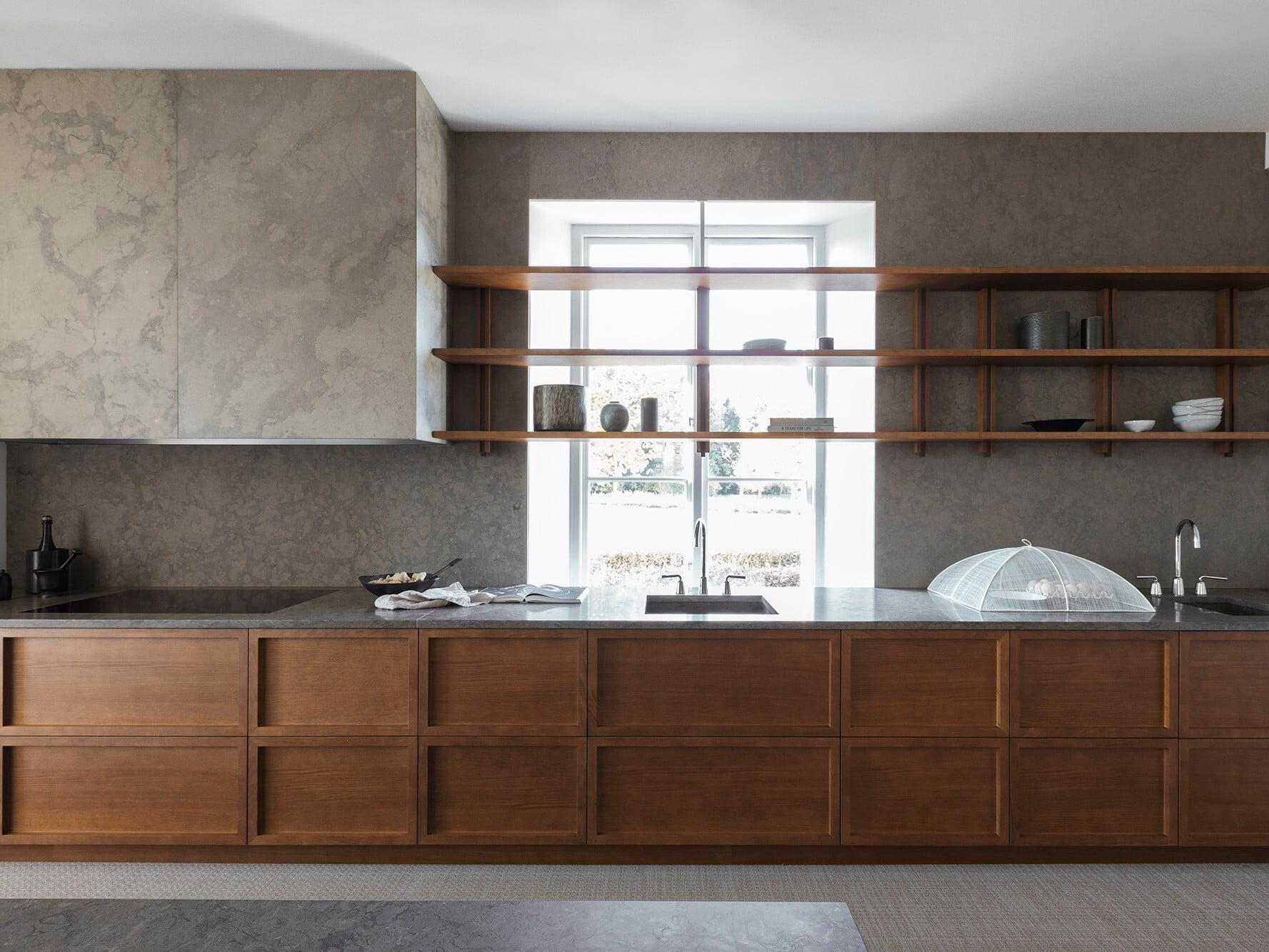 Swedish Contemporary Kitchen