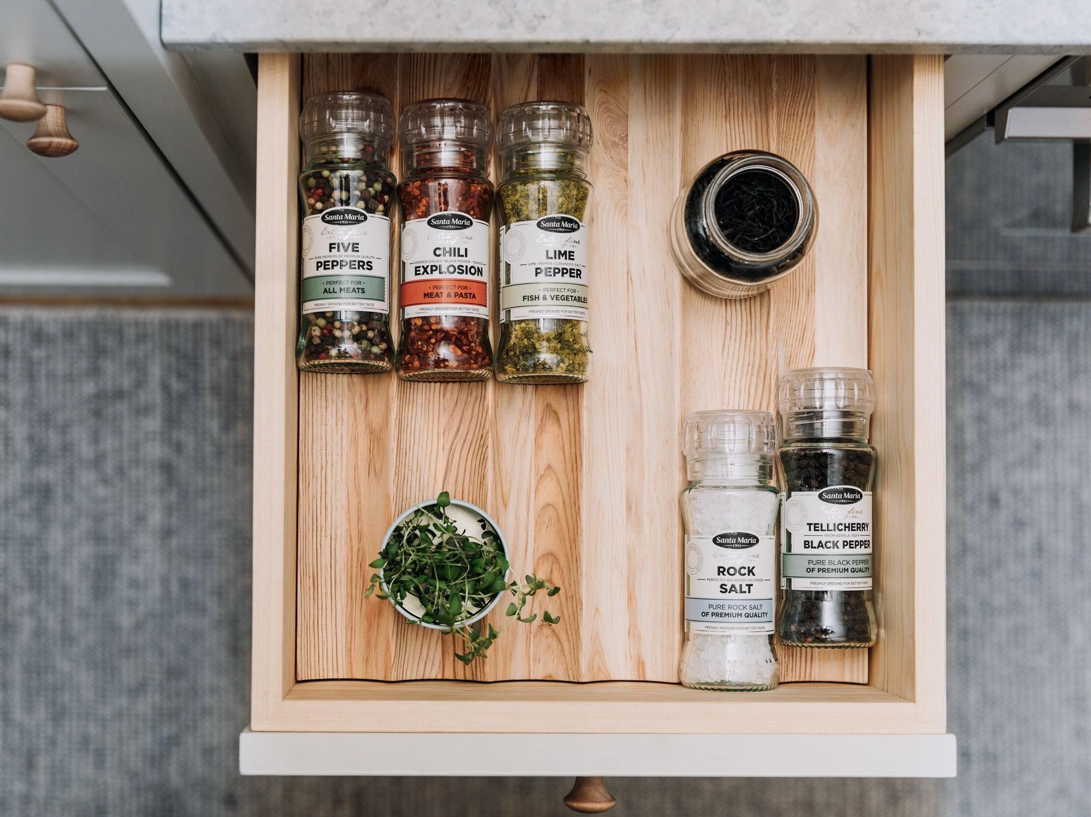 Swedish Shaker Kitchen